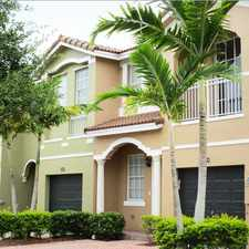 Rental info for Palm Breeze at Keys Gate in the Homestead area