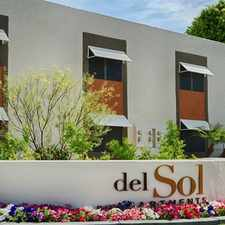 Rental info for Del Sol Apartments