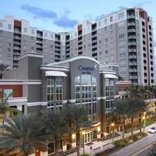 Rental info for Camden Las Olas
