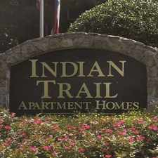 Rental info for Indian Trail Apartment Homes