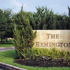 Rental info for Remington Apartment Homes