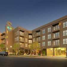 Rental info for Spectrum South End
