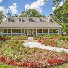 Rental info for St. Johns Plantation in the Jacksonville area