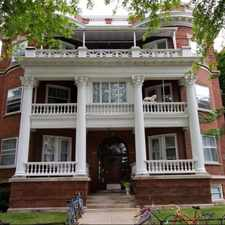 Rental info for 5487-5491 S. Hyde Park Boulevard in the East Hyde Park area