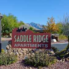 Rental info for Saddle Ridge Apartments