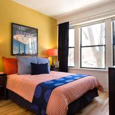 Rental info for 5301-5307 S. Maryland Avenue in the Hyde Park area