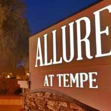 Rental info for Allure at Tempe