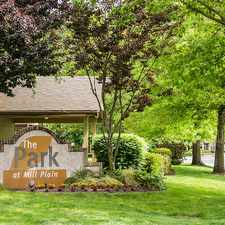 Rental info for The Park at Mill Plain Apartment Homes