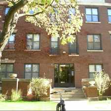 Rental info for 5457-5459 S. Blackstone Avenue in the East Hyde Park area