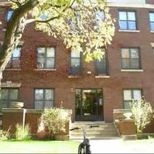 Rental info for 5457-5459 S. Blackstone Avenue