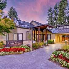 Rental info for Rivercrest Meadows Apartments in the Tualatin area