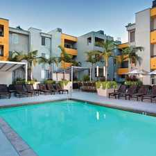 Rental info for The Crescent at West Hollywood in the West Hollywood area
