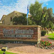 Rental info for North Mountain Village