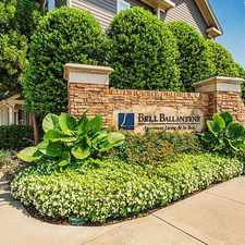 Rental info for Bell Ballantyne