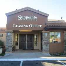 Rental info for Sunpointe