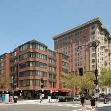 Rental info for Dupont Executive Apartments in the Washington D.C. area