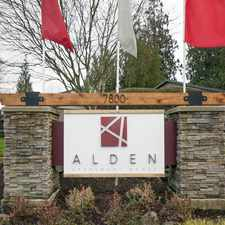 Rental info for Alden Apartments
