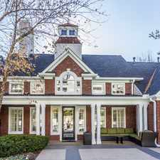 Rental info for The Estates at Brentwood