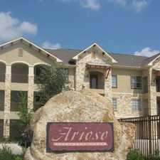 Rental info for Arioso
