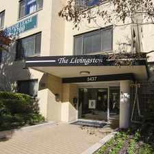 Rental info for Livingston