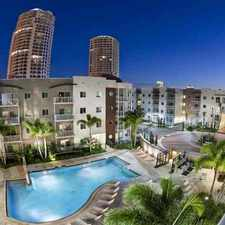 Rental info for Pierhouse at Channelside in the Tampa area