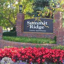Rental info for Summit Ridge in the Lee's Summit area