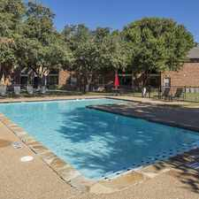 Rental info for Landmark at Sutherland Park Apartment Homes in the Plano area