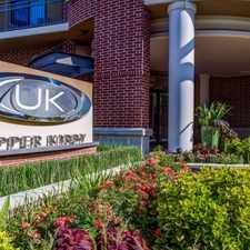 Rental info for Upper Kirby in the Houston area