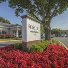 Rental info for Rose Hill of Alexandria in the Alexandria area