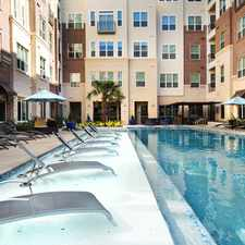 Rental info for District at Greenbriar in the University Place area