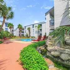 Rental info for Island Bay Resort Apartment Homes in the Galveston area