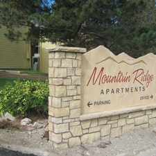 Rental info for Mountain Ridge