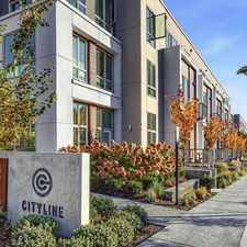 Rental info for CityLine in the Columbia City area