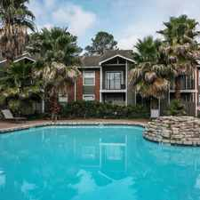Rental info for Peppermill Place in the Houston area