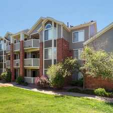 Rental info for Waterford Cherry Creek in the Washington Virginia Vale area