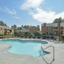 Rental info for The Lakes in the Tulsa area