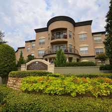 Rental info for Gables Highland Park Brownstones in the Oak Lawn area