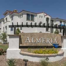 Rental info for Almeria at Ocotillo