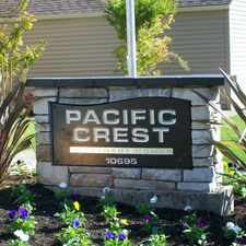 Rental info for Pacific Crest