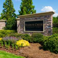 Rental info for Harbor Creek