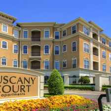 Rental info for Tuscany Court Apartments