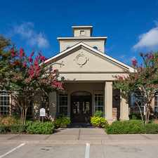 Rental info for Towne Crossing Apartments in the Mansfield area