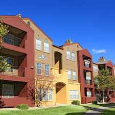 Rental info for Camino Real