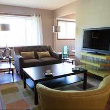 Rental info for The Avenue Apartments