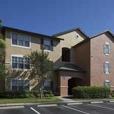 Rental info for Landmark at Stafford Landing Apartment Homes in the 34761 area