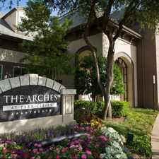 Rental info for The Arches at Park Cities