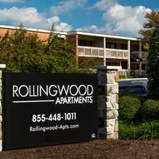 Rental info for Rollingwood Apartments in the Washington D.C. area