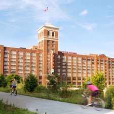 Rental info for Flats at Ponce City Market in the Poncey-Highland area