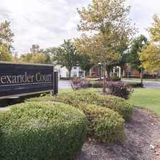 Rental info for Alexander Court