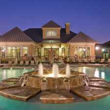 Rental info for Palm Valley Apartments in the Round Rock area